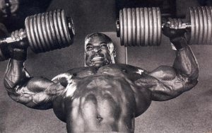 Ronnie-Coleman-chest-exercise-workout