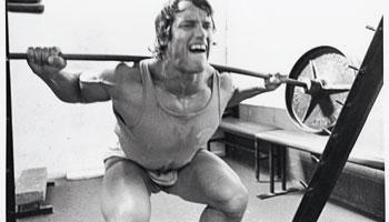 Arnold blueprint becoming the batman arnold leg malvernweather Choice Image