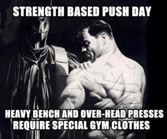 StrengthPush